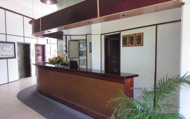 Отель De Vos on the Park Фиджи, Вити-Леву - отзывы, цены и фото номеров - забронировать отель De Vos on the Park онлайн вид на фасад