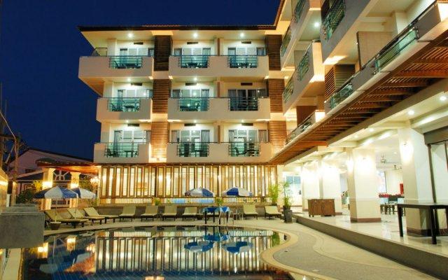 Отель First Residence Hotel Таиланд, Самуи - 4 отзыва об отеле, цены и фото номеров - забронировать отель First Residence Hotel онлайн вид на фасад