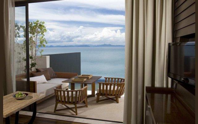 Отель Conrad Koh Samui Residences Таиланд, Самуи - отзывы, цены и фото номеров - забронировать отель Conrad Koh Samui Residences онлайн комната для гостей