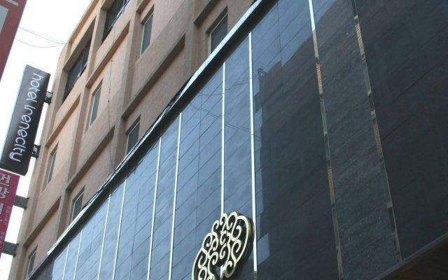 Hotel Irene City вид на фасад