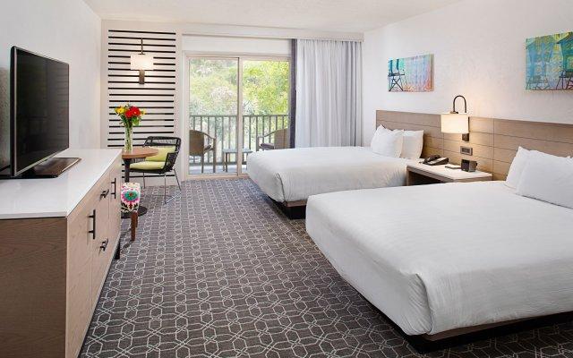 Отель Santa Barbara House комната для гостей