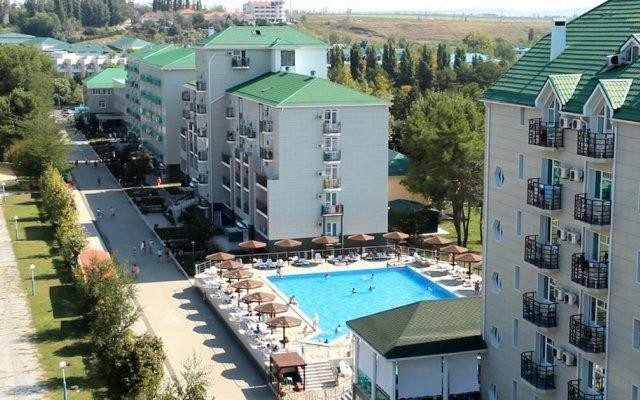 Гостиница Селена, пансионат в Анапе отзывы, цены и фото номеров - забронировать гостиницу Селена, пансионат онлайн Анапа вид на фасад