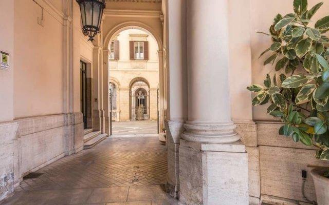 Апартаменты Corso Vittorio Studio вид на фасад