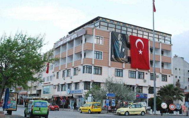 Grand Eceabat Hotel Турция, Эджеабат - отзывы, цены и фото номеров - забронировать отель Grand Eceabat Hotel онлайн вид на фасад