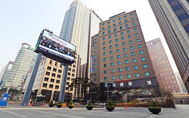 New Kukje Hotel вид на фасад
