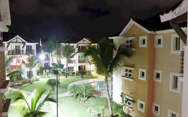 Отель Laguna Golf Bavaro Доминикана, Пунта Кана - отзывы, цены и фото номеров - забронировать отель Laguna Golf Bavaro онлайн вид на фасад