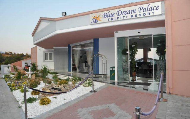 Blue Dream Palace