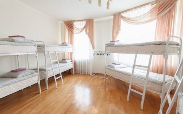Like Hostel комната для гостей