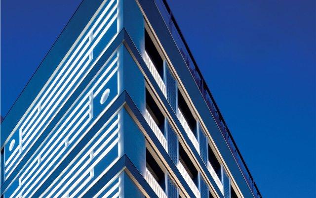 Отель Electra Metropolis Афины вид на фасад