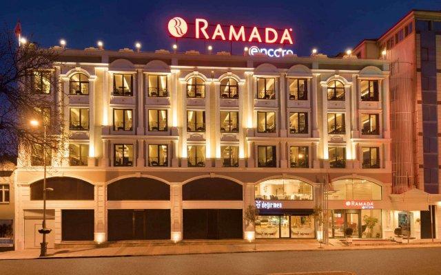 Отель Ramada encore gebze вид на фасад