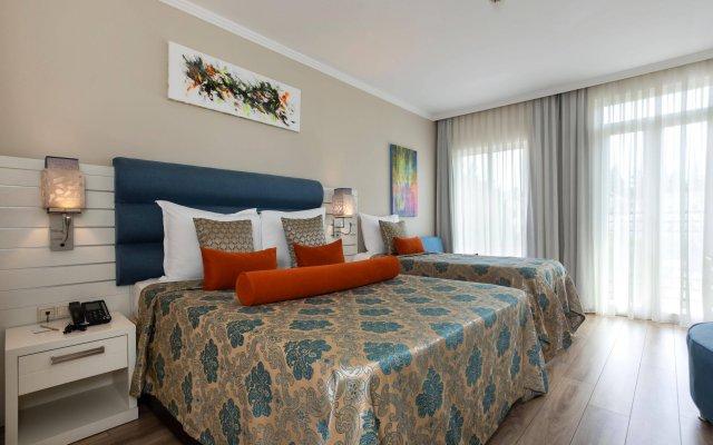 Orange County Resort Hotel Kemer - All Inclusive комната для гостей