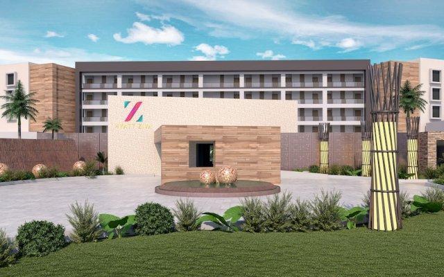 Отель Hyatt Ziva Cap Cana вид на фасад
