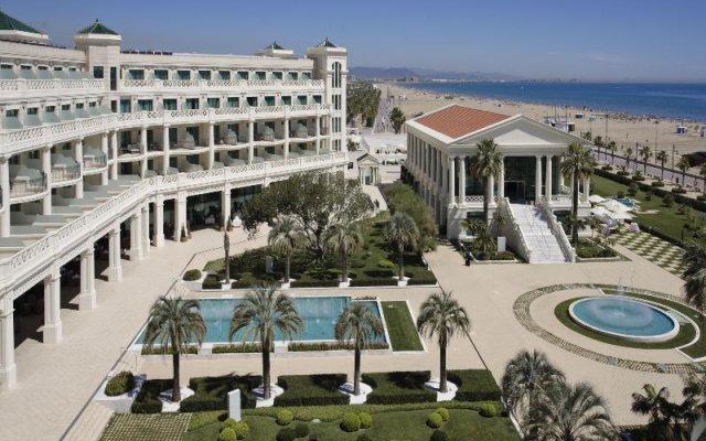 Hotel Las Arenas Balneario Resort балкон