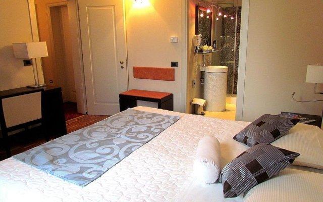 Отель Albergo Minuetto Адрия комната для гостей