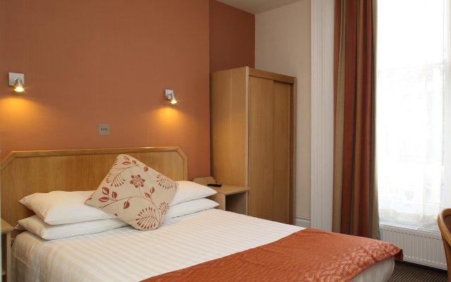 Отель Phoenix Hotel Великобритания, Лондон - 11 отзывов об отеле, цены и фото номеров - забронировать отель Phoenix Hotel онлайн комната для гостей