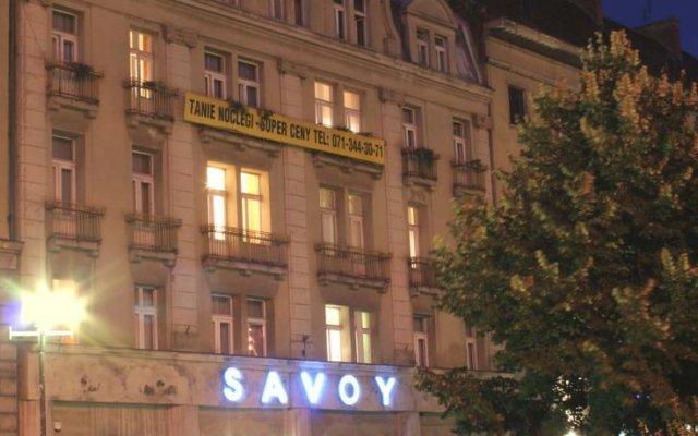 Отель Savoy Wrocław Польша, Вроцлав - отзывы, цены и фото номеров - забронировать отель Savoy Wrocław онлайн вид на фасад