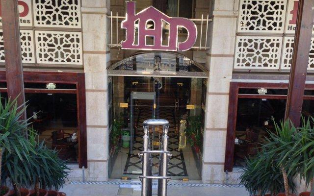 Отель Jad Hotel Suites Иордания, Амман - отзывы, цены и фото номеров - забронировать отель Jad Hotel Suites онлайн вид на фасад