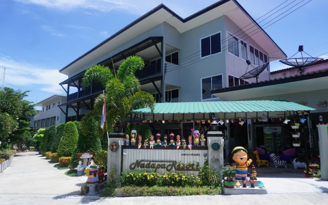 Отель Nadapa Resort вид на фасад