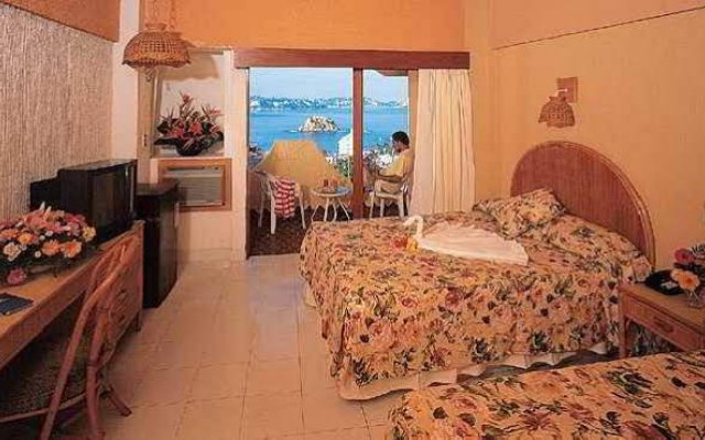 Panoramic Hotel Acapulco комната для гостей