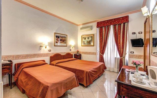 Hotel Giuliana комната для гостей