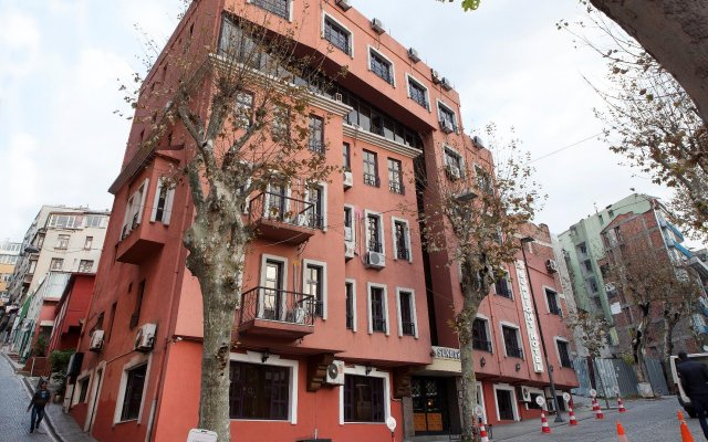 Sunlight Hotel Турция, Стамбул - 2 отзыва об отеле, цены и фото номеров - забронировать отель Sunlight Hotel онлайн вид на фасад