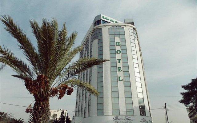 Belle Vue Hotel Амман вид на фасад
