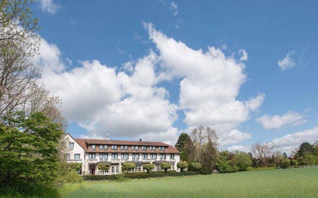 Отель Landhaus Seela Германия, Брауншвейг - отзывы, цены и фото номеров - забронировать отель Landhaus Seela онлайн вид на фасад