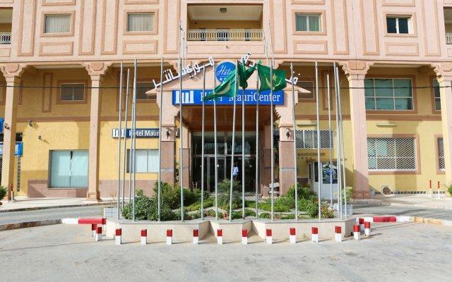 MauriCenter Hotel in Nouakchott, Mauritania from 136$, photos, reviews - zenhotels.com hotel front