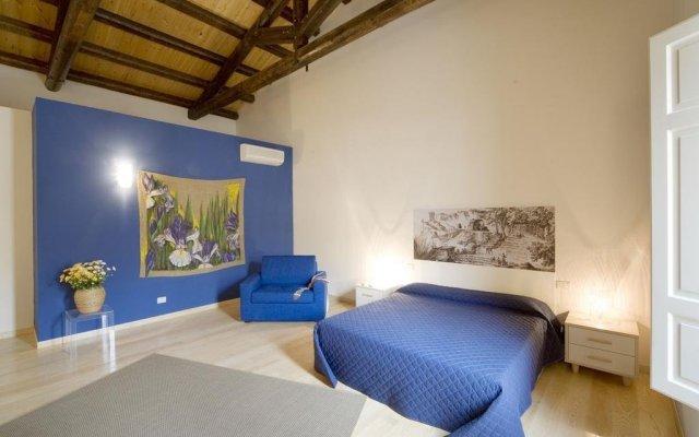 Отель Not'Art ApartHotel Сиракуза комната для гостей