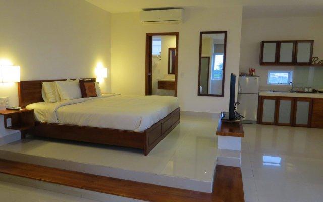 Отель Hoi An Greenlife Homestay Хойан комната для гостей