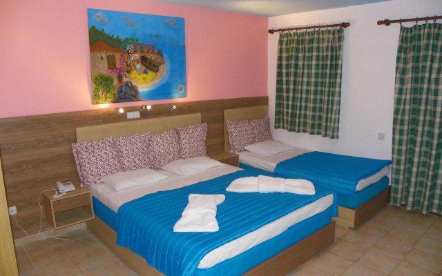 Отель Mirabelle Hotel Греция, Аргасио - отзывы, цены и фото номеров - забронировать отель Mirabelle Hotel онлайн вид на фасад