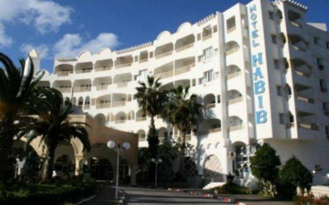 Отель Delphin El Habib Тунис, Монастир - 2 отзыва об отеле, цены и фото номеров - забронировать отель Delphin El Habib онлайн вид на фасад