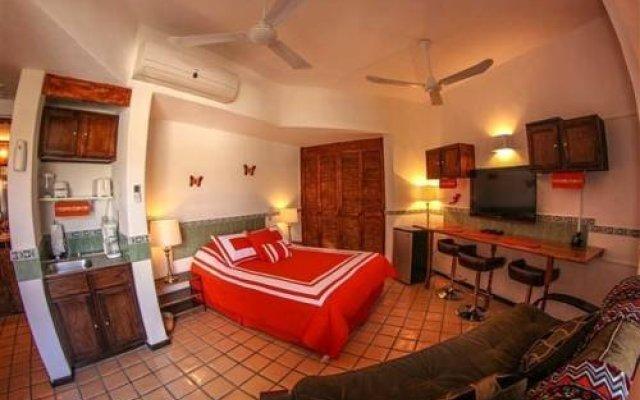 Отель Cabo Marina Beach Condos Золотая зона Марина комната для гостей