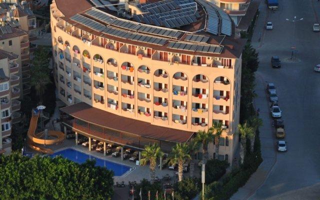 Doris Aytur Hotel вид на фасад