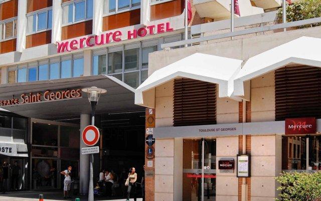 Mercure Toulouse Centre Saint-Georges Hotel