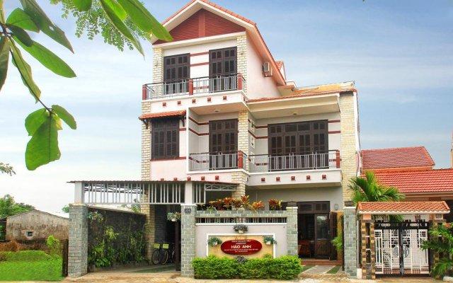 Отель Hoi An Hao Anh 1 Villa вид на фасад