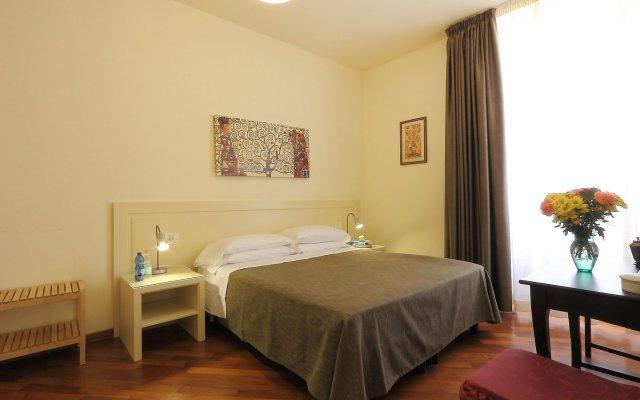 Отель Relais Martinez Florence Флоренция комната для гостей