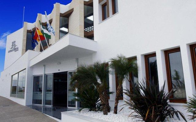 Отель Andalussia Испания, Кониль-де-ла-Фронтера - отзывы, цены и фото номеров - забронировать отель Andalussia онлайн вид на фасад
