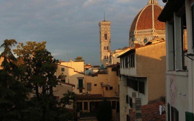 Отель Camping Michelangelo Флоренция балкон