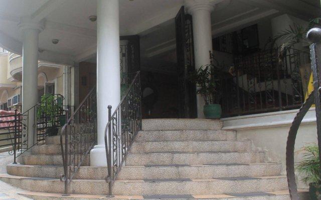 Отель Casa Nicarosa Hotel and Residences Филиппины, Манила - отзывы, цены и фото номеров - забронировать отель Casa Nicarosa Hotel and Residences онлайн вид на фасад