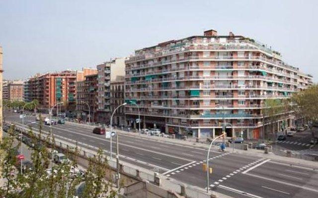 Апартаменты Akira Flats Marina Apartments вид на фасад