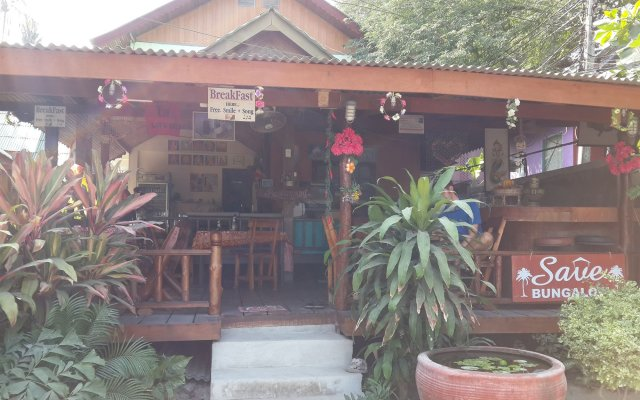 Отель Save Bungalow Koh Tao Таиланд, Мэй-Хаад-Бэй - отзывы, цены и фото номеров - забронировать отель Save Bungalow Koh Tao онлайн вид на фасад