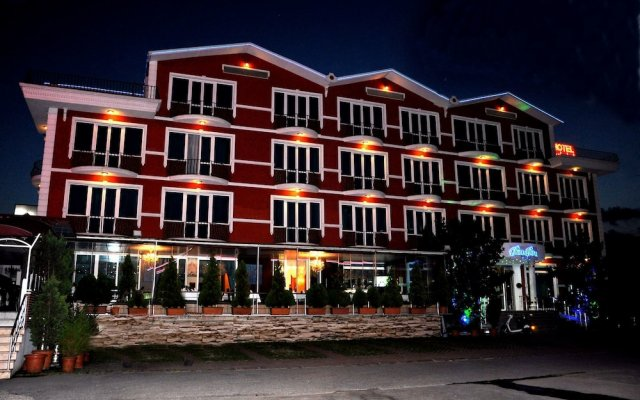 Pasha Palas Hotel Турция, Измит - отзывы, цены и фото номеров - забронировать отель Pasha Palas Hotel онлайн вид на фасад