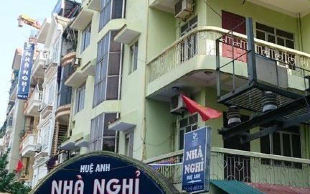 Отель Hue Anh Motel вид на фасад
