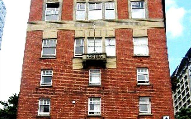Отель The Station Accommodation Новая Зеландия, Окленд - отзывы, цены и фото номеров - забронировать отель The Station Accommodation онлайн вид на фасад