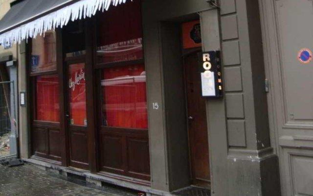 Отель Francois Бельгия, Брюссель - отзывы, цены и фото номеров - забронировать отель Francois онлайн вид на фасад