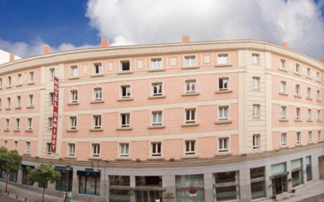 Отель Ganivet Испания, Мадрид - 7 отзывов об отеле, цены и фото номеров - забронировать отель Ganivet онлайн вид на фасад