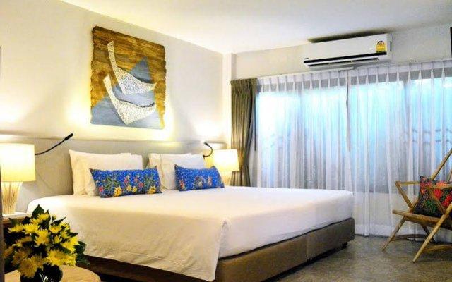 Отель Deevana Krabi Resort Adults Only вид на фасад