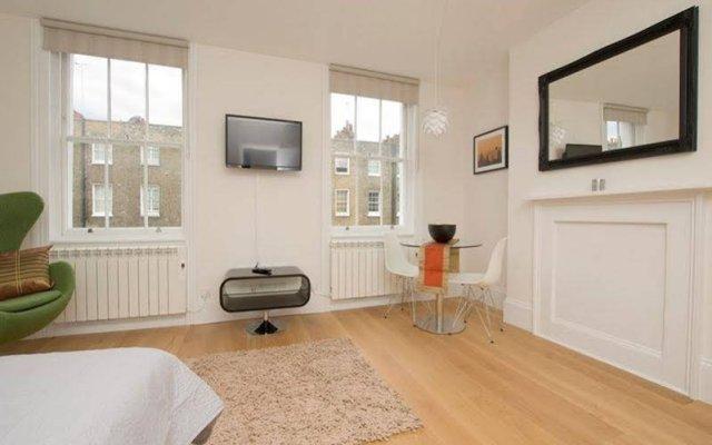 Отель Upper Berkeley Street Flats Великобритания, Лондон - отзывы, цены и фото номеров - забронировать отель Upper Berkeley Street Flats онлайн комната для гостей