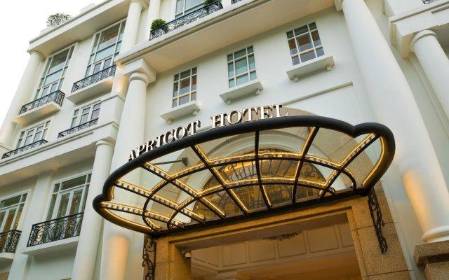 Apricot Hotel вид на фасад